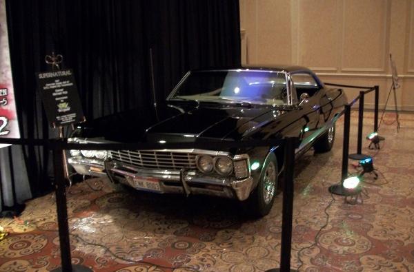 Supernatural Chevrolet Impala Dr HT - Supernatural show car